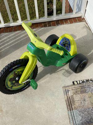 Ninja Turtle Big Wheel for Sale in Kinston, NC