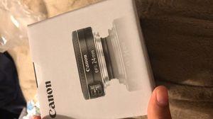 Canon Lenses for Sale in Fresno, CA