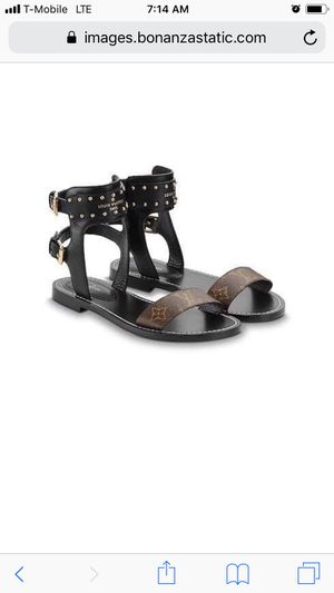 Louis Vuitton Sandals for Sale in Tampa, FL