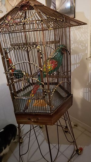 Bird cage for Sale in Lighthouse Point, FL