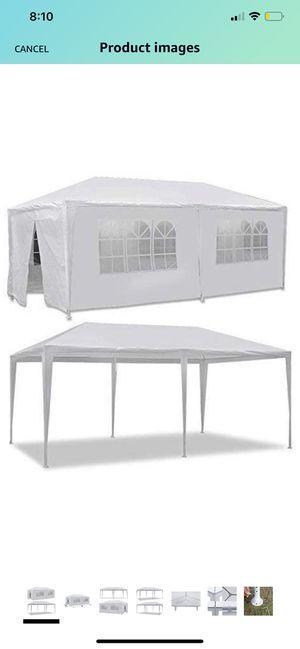 Peaktop 20x10 tent for Sale in Rancho Cordova, CA