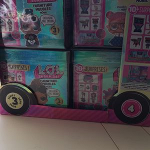 Brand New In Box Lol Surprise Doll+Furniture. Org. Price $15+ Tax for Sale in Nashville, TN