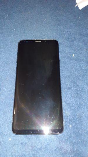 Samsung Galaxy s9+ for Sale in Detroit, MI