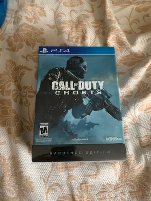 Call of duty ghost harden edition for Sale in Nashville, TN