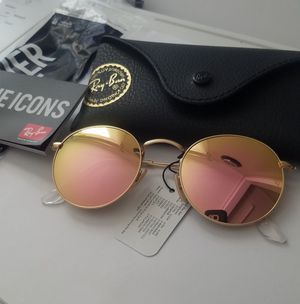 Ray Ban Round sun Glasses for Sale in Anderson, SC
