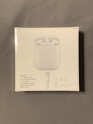 Brand New unopened Apple AirPods for Sale in West Covina, CA