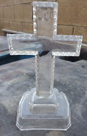 Glass cross for Sale in Phoenix, AZ