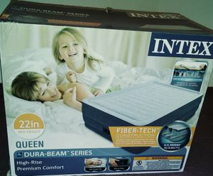 Qeen Air Bed for Sale in Tampa, FL