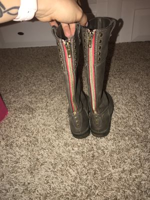 Girls size 12 boots for Sale in Tulsa, OK
