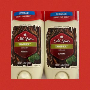 OLD SPICE TIMBER DEODORANT BOTH FOR $6 for Sale in Garden Grove, CA