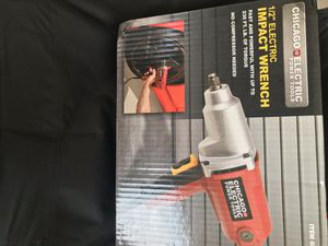 Chicago electric impact wrench for Sale in Stockton, CA