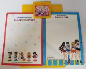 Mini Sailor Moon Clipboard With Two Pads Of Paper for Sale in Westmont, IL