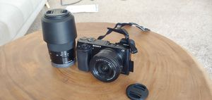 Sony a6000 camera for Sale in San Diego, CA