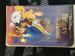 Collectible Disney Videos BHS BEAUTY AND THE BEAST for Sale in Los Angeles, CA
