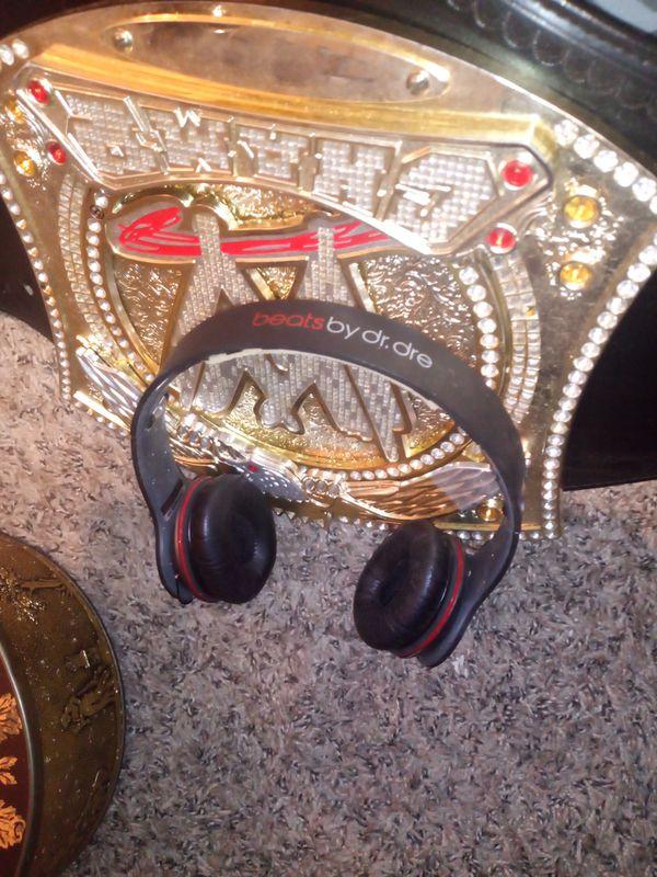 Dr dre beats solo headphones
