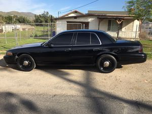 2011 Police Interceptor for Sale in Riverside, CA