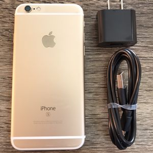 🎄 ✨Like New!! Unlocked Gold iPhone 6s ~ 32gig ~MetroPCS, T-Mobile, AT&T for Sale in Newport Beach, CA