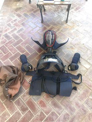 Kendo bogu Japanese armour for Sale in Huntington Beach, CA