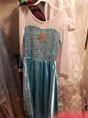 Disney Frozen Elsa dress for Sale in Nuevo, CA