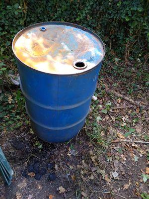 50 gallon drum for Sale in Tacoma, WA