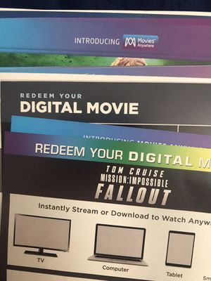 4K UHD and HD Digital Movies for Sale in Puyallup, WA