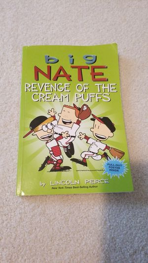 Big Nate - Revenge of the Cream Puffs by Lincoln Pierce for Sale in Falls Church, VA