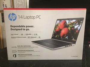 HP Stream 11 Notebook - Brand New In Box for Sale in Brooklyn, NY