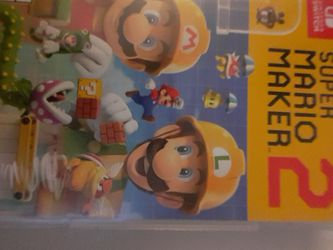 Mario Maker 2 for Sale in Santa Ana,  CA