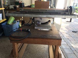 "Craftsman ""100"" Table Saw circa 1961 for Sale in Orlando, FL"