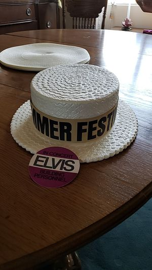 Elvis Hat from Concert for Sale in Anaheim, CA