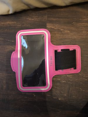 Pink smartphone workout armband for Sale in Rogers, AR