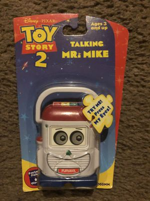 Toy story 2 mr mike for Sale in Columbus, OH