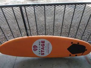 Beginners Surfboard (pillows sold separately) for Sale in Las Vegas, NV