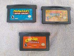 Nintendo Gameboy Advance Games $5 - $10 for Sale in Cumming, GA