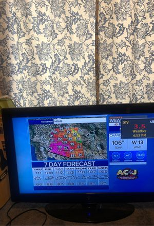 Westinghouse 40 inch tv $75.00 cash and pick up only for Sale in Gilbert, AZ
