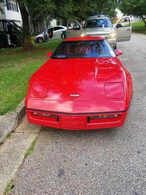 Classic 1988 chevy Corvette for Sale in Lithonia, GA
