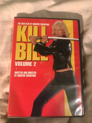 Kill Bill volume 2 dvd video for Sale in Pembroke Pines, FL