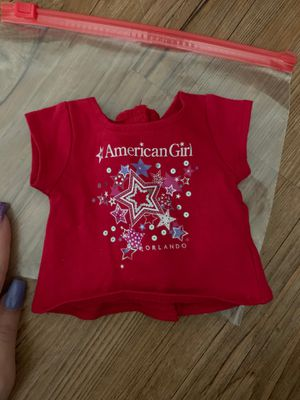 American Girl Doll orlando store shirt for Sale in Haines City, FL