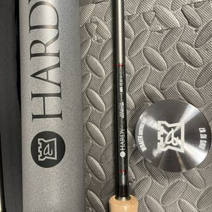 Hardy Wraith AWS 10' 7wt Fly Fish Rod *Brand New for Sale in Bonney Lake, WA
