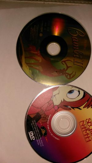 CLASSIC BAMBI II AND THE SECRET OF NIMH for Sale in Wilmington, DE