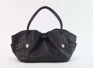 Cole Haan Denney Brown Pebble Leather Hobo Satchel Handbag Ring Tote for Sale in Johns Creek, GA