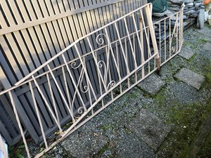 Free Wrought Iron Railings for Sale in Seattle, WA