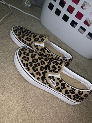 Cheetah Print Vans for Sale in Jacksonville, FL