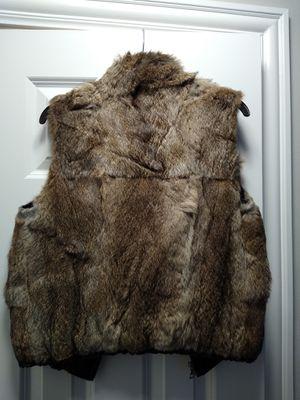 Rabbit Fur Vest for Sale in Palatine, IL