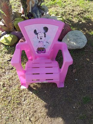 Kids chair $3 for Sale in Ontario, CA