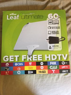 Mohi Leaf Antenna for Sale in Tampa, FL