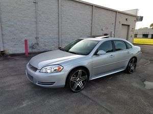 Clean 2014 Chevy Impala LTZ limited edition for Sale in Houston, TX
