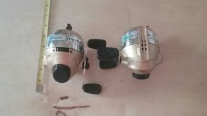 2 Shakespeare Synergy 15 Spincast Push-button fishing reels, new for Sale in Los Angeles, CA