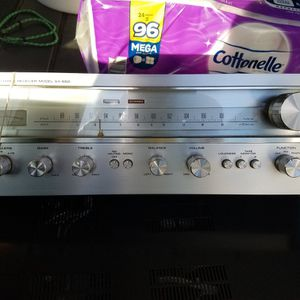 Vintage Pioneer Stereo Receiver Model Sx-550 for Sale in Shelton, WA