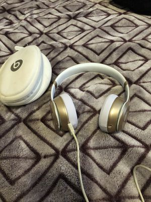 Apple Beats Headphones Solo2 wireless bluetooth for Sale in Lathrop, CA